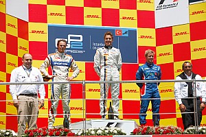 GP2 Istanbul Race 2 Report