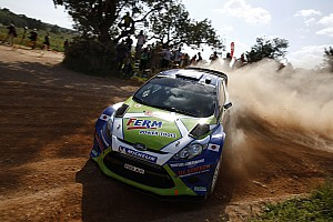 WRC FERM World Rally Team Rally Italia Sardegna Event Summary
