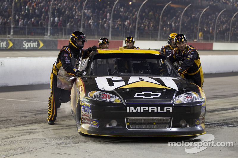 Jeff Burton Darlington race report