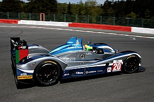 Olivier Pla Spa Race Report