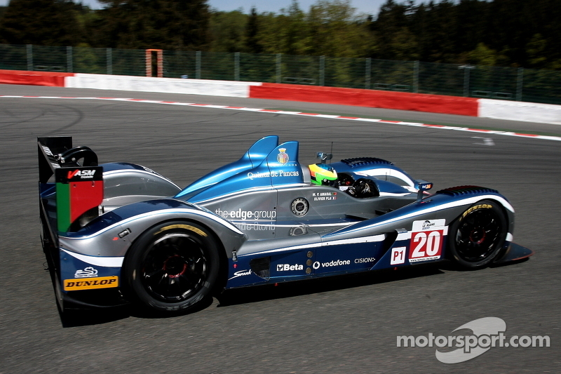 Olivier Pla Spa Race Report