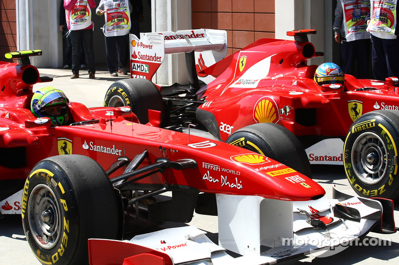 Ferrari making changes after early 2011 struggle