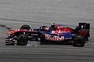 Toro Rosso Spanish GP Friday Practice Report