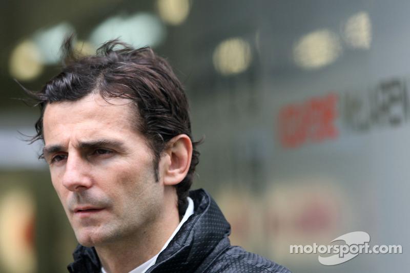 De la Rosa turned down Hispania race seat