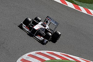 Sauber Spanish GP Race Report