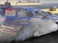 NHRA Series Topeka Final Eliminations Report