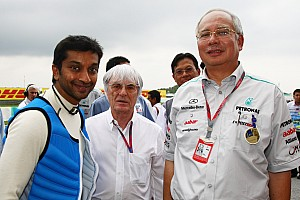 Formula 1 December 4 ruled out for new 2011 finale