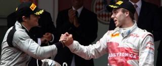 GP2 Series Monaco Race 1 Podium Quotes
