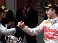 GP2 Series Monaco Race 1 Podium Quotes
