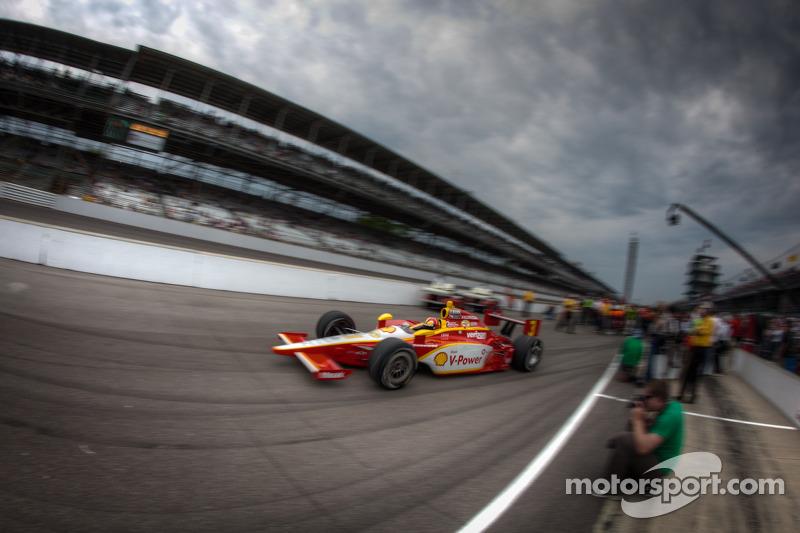 Team Penske Prepared For Indy 500