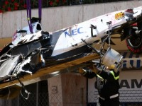 F1 Relieved After Perez Escapes Serious Injuries