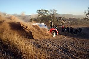 WRC Petter Solberg Rally Argentina Leg 2 Summary