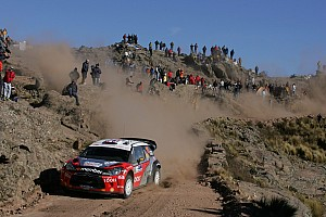 Petter Solberg Rally Argentina Event Summary