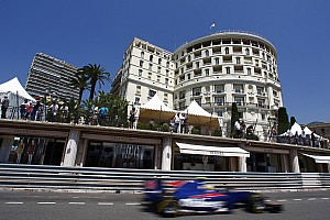 GP2 iSport International Monaco Event Summary