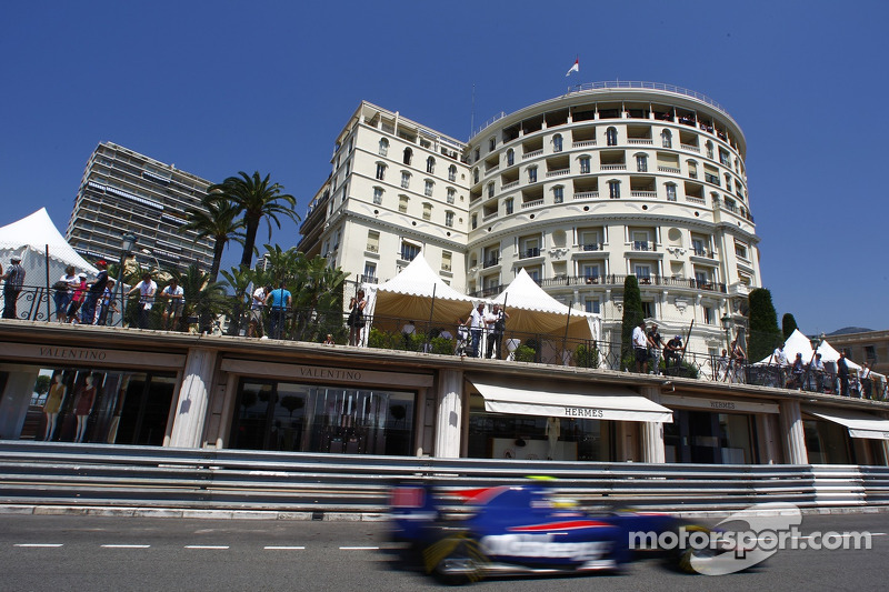 iSport International Monaco Event Summary