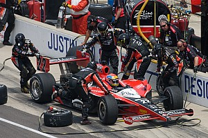 IndyCar Dreyer & Reinbold Racing Indy 500 Race Report