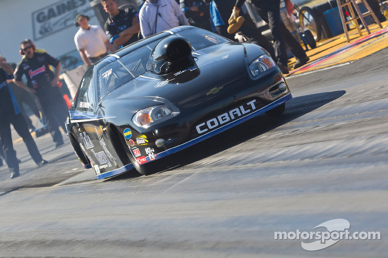 Erica Enders Englishtown Friday Report