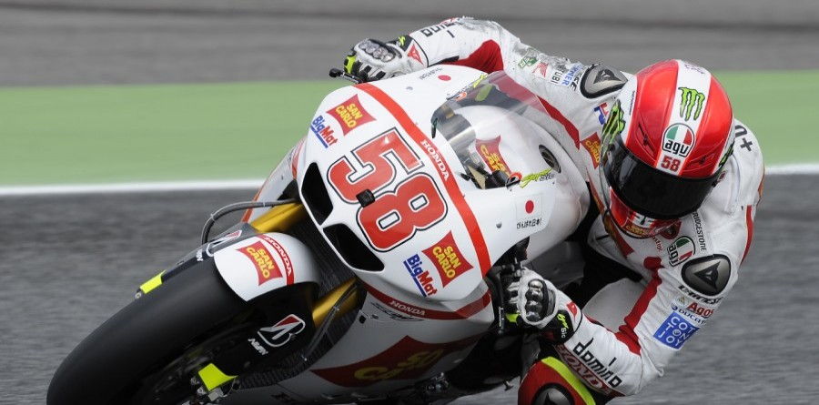 Simoncelli Stuns In Catalunya Qualifying
