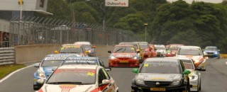 BTCC Championship Wide Open After Oulton Park Action