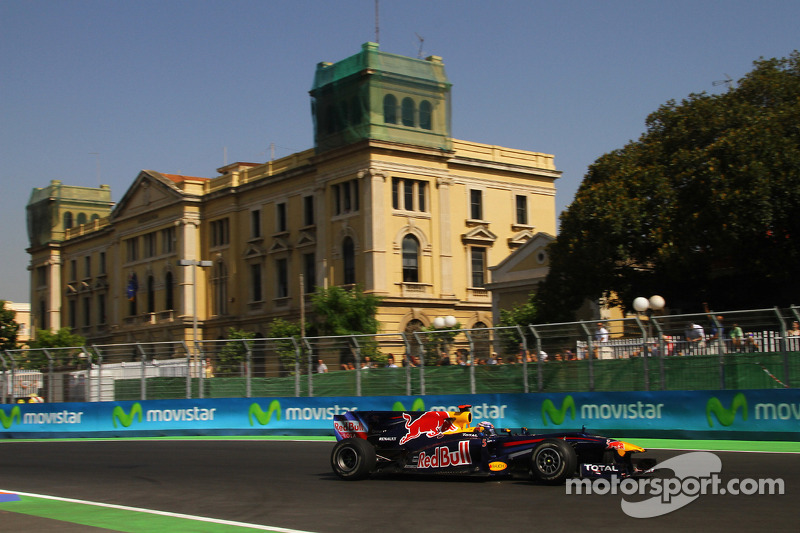 Two 'DRS' zones to spice up Valencia spectacle