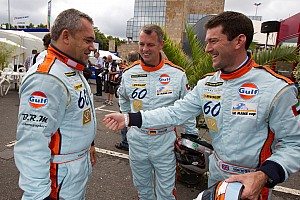 Le Mans Gulf AMR Middle East Le Mans Wednesday Report