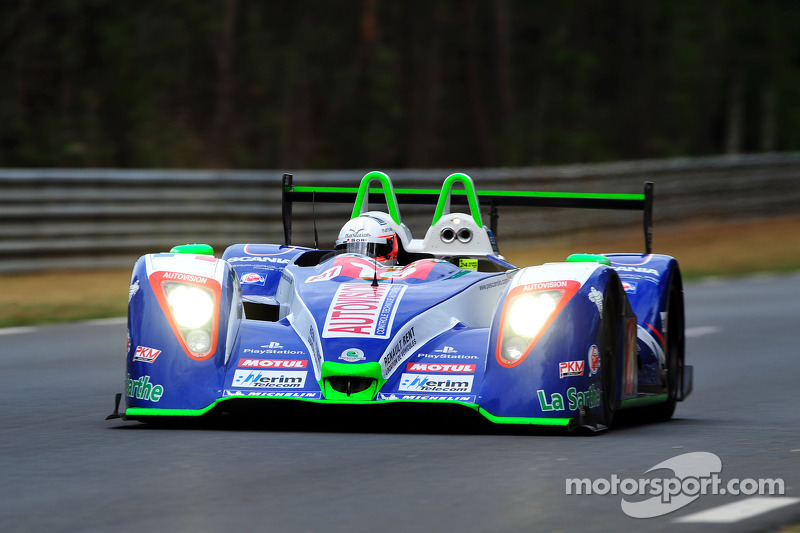 Pescarolo Le Mans Final Qualifying Report
