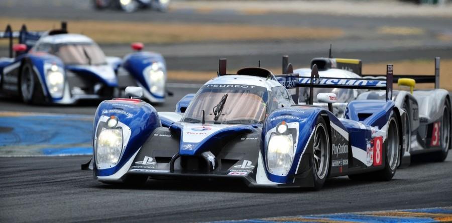 Peugeot Le Mans Hour 3 Report
