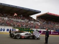 Audi Le Mans 24H Race Report