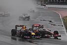 Hamilton Discusses Button Crash During Rain Red-flag
