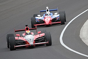 Justin Wilson Texas Race Report