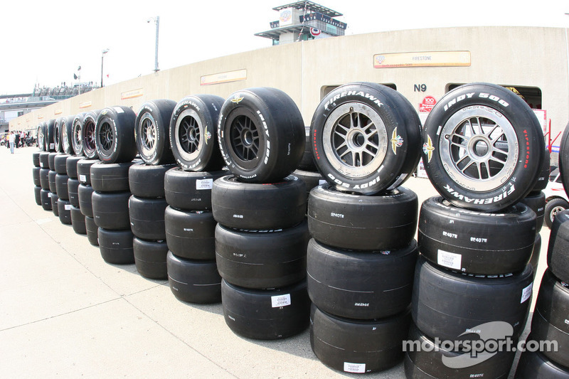 Firestone Racing Prepared For The Milwaukee Mile