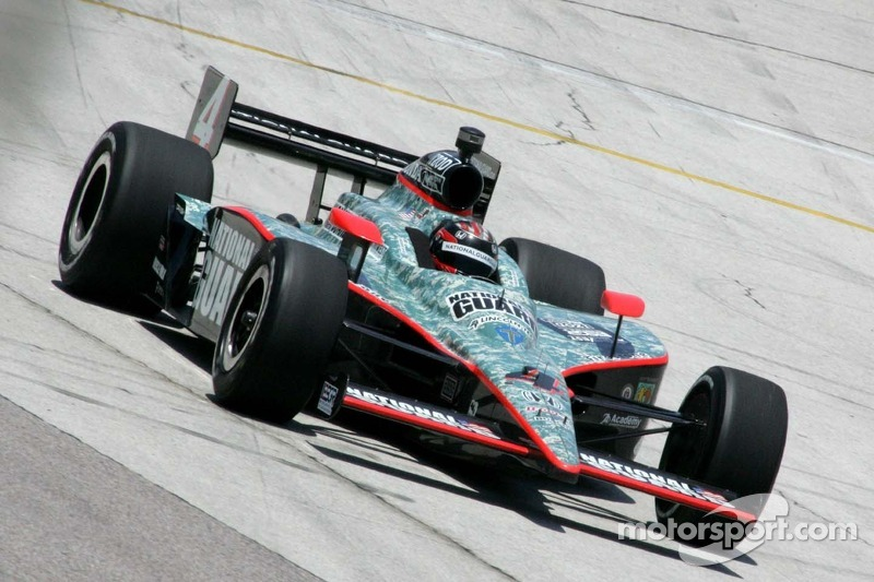 Panther Racing Milwaukee Mile Friday Report