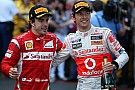 F1: Source Says Ferrari Targeting Button