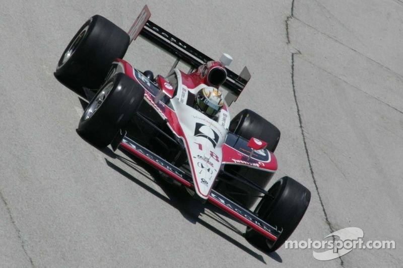 Dale Coyne Milwaukee Mile Race Report