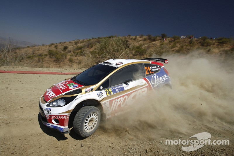M-Sport SWRC Acropolis Rally Event Summary