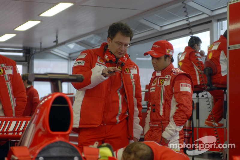 Ferrari To Wait Longer Before 2012 Focus Switch