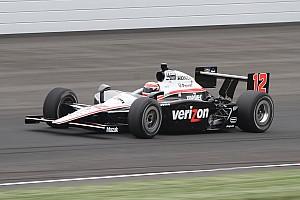 Team Penske Iowa Qualifying Report