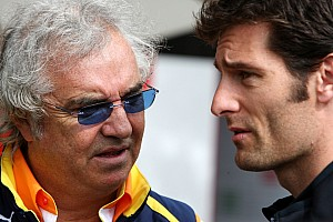 Webber Linked With Shock Renault Move