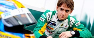 GP2 Gutierrez Gets Maiden GP2 Win In Valencia Sprint Race