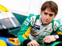 Gutierrez Gets Maiden GP2 Win In Valencia Sprint Race