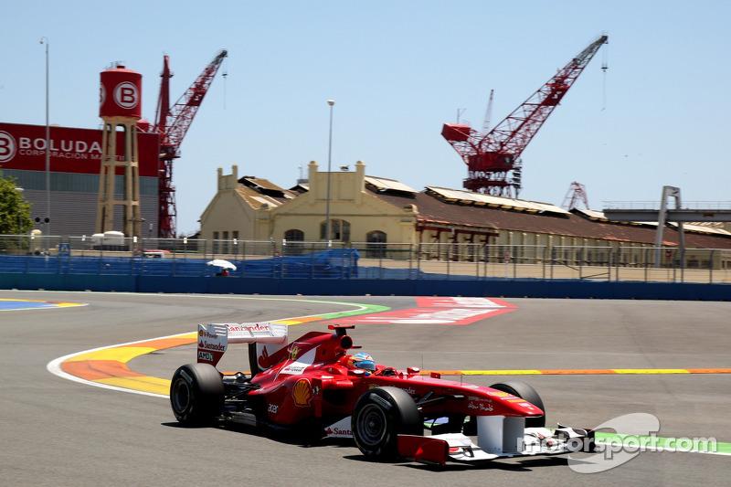 Pirelli European GP - Valencia Race Report