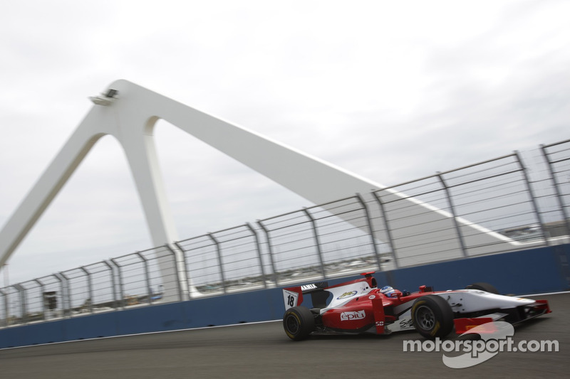 Scuderia Coloni Valencia Race 1 Report