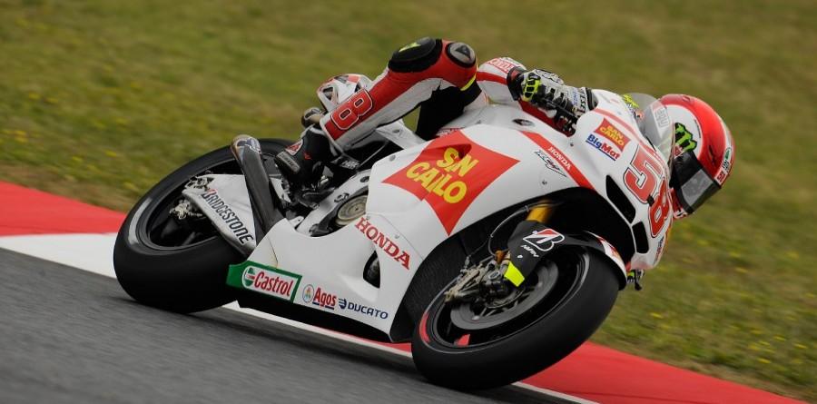 Gresini Racing MotoGP TT Assen Qualifying Report