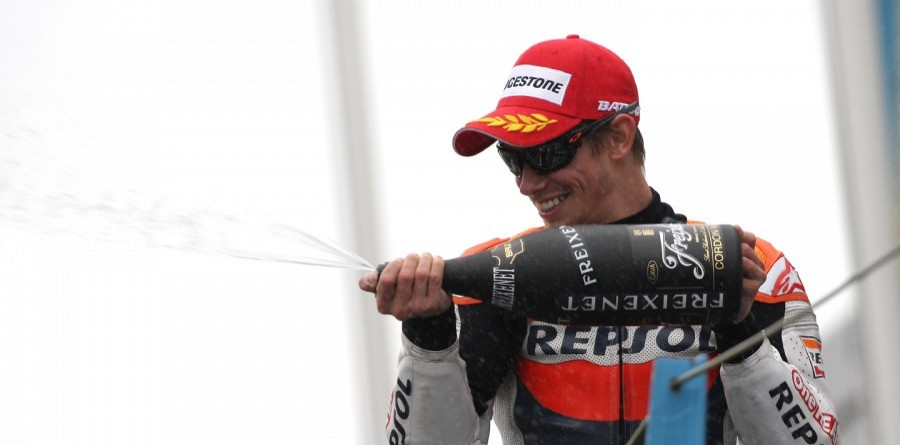 Repsol Honda MotoGP TT Assen Race Report