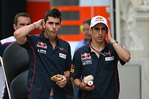 Buemi Insists 'Clearly Faster' Than Alguersuari