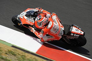 Ducati Italian GP Qualifying Report