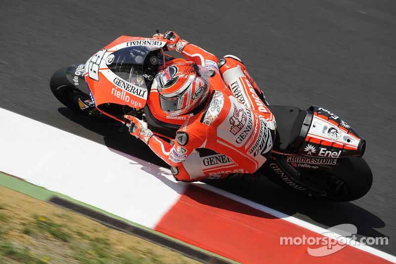 Ducati Italian GP Qualifying Report