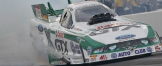 NHRA Mike Neff Continues NHRA Championship Run At Joliet