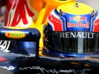 Webber Quickest During F1 First Practice For British GP