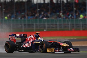 Formula 1 Toro Rosso British GP - Silverstone Friday Practice Report